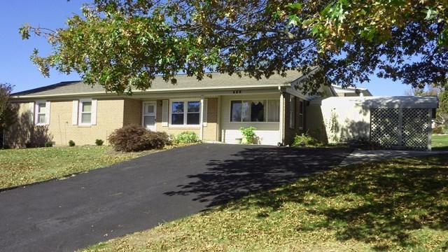 620 Rolling Hills Drive, Wytheville, VA 24382 (MLS #62433) :: Highlands Realty, Inc.