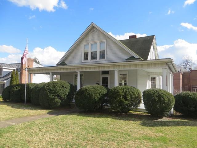 126 Valley Street, Abingdon, VA 24210 (MLS #63475) :: Highlands Realty, Inc.
