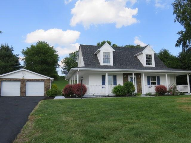 12205 Deerfield Lane, Glade Spring, VA 24340 (MLS #69708) :: Highlands Realty, Inc.