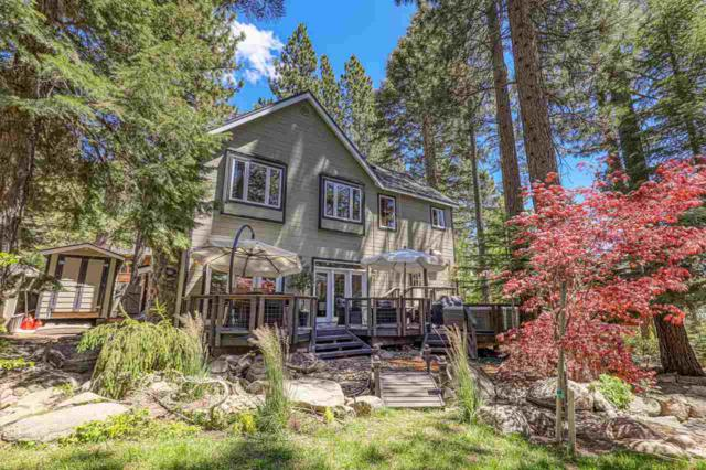 145 Observation Drive, Tahoe City, CA 96145 (MLS #20211238) :: Becky Arnold Real Estate at Chase International