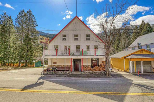 212 & 210 Main Street, Sierra City, CA 96125 (MLS #20211253) :: Becky Arnold Real Estate at Chase International
