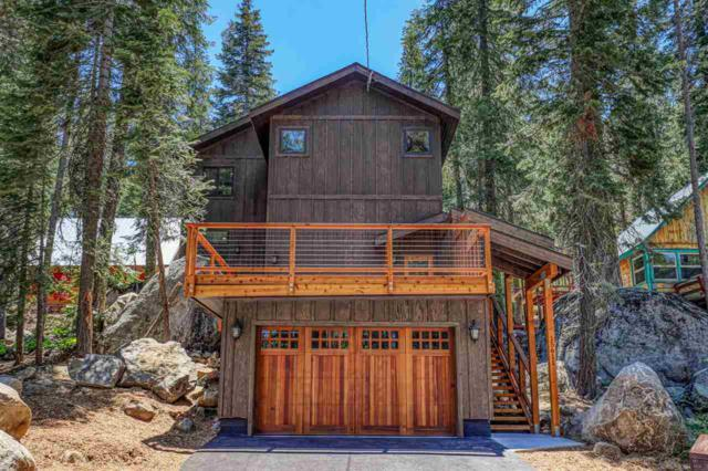 15611 Conifer Drive, Truckee, CA 96161 (MLS #20211264) :: Becky Arnold Real Estate at Chase International