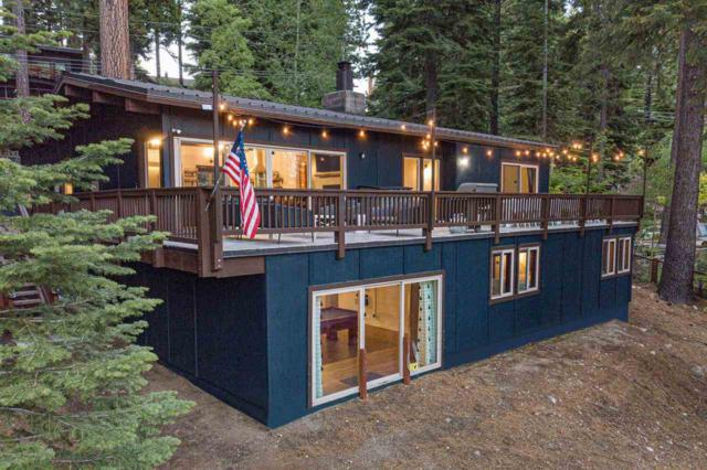 1345 Woodland Way, Tahoe City, CA 96145 (MLS #20211396) :: Becky Arnold Real Estate at Chase International