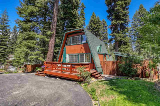 575 Virginia Drive, Tahoe City, CA 96145 (MLS #20211439) :: Becky Arnold Real Estate at Chase International