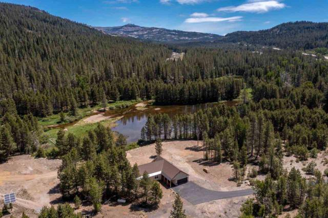 52855 Donner Pass Road, Soda Springs, CA 95728 (MLS #20211474) :: Becky Arnold Real Estate at Chase International