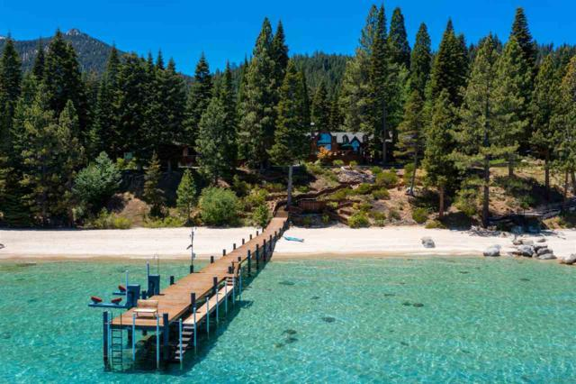 9115 State Highway 89, Meeks Bay, CA 96150 (MLS #20211493) :: Becky Arnold Real Estate at Chase International