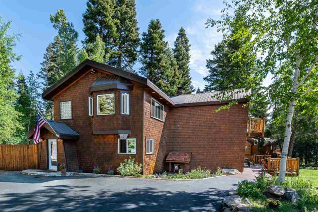 820 Fulton Crescent Drive, Carnelian Bay, CA 96140 (MLS #20211498) :: Becky Arnold Real Estate at Chase International