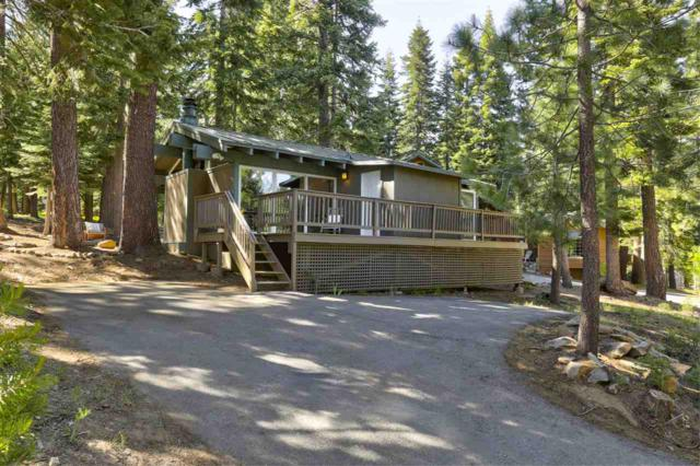 14109 Glacier View Road, Truckee, CA 96161 (MLS #20211503) :: Becky Arnold Real Estate at Chase International