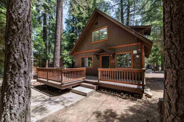 7213 5th Avenue, Tahoma, CA 96142 (MLS #20211514) :: Becky Arnold Real Estate at Chase International