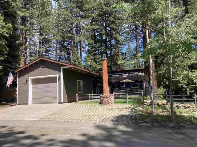 594 Midiron Ave, Tahoe Vista, CA 96148 (MLS #20211517) :: Becky Arnold Real Estate at Chase International