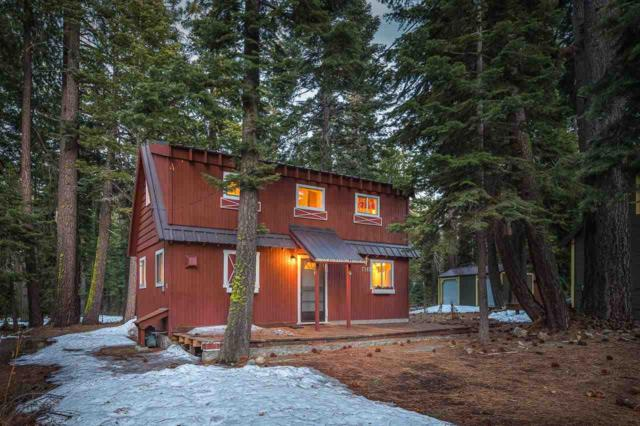 7149 4th Avenue, Tahoma, CA 96142 (MLS #20211774) :: Becky Arnold Real Estate at Chase International