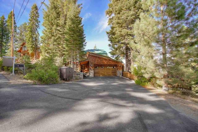 11922 Rio Vista Drive, Truckee, CA 96161 (MLS #20211813) :: Becky Arnold Real Estate at Chase International