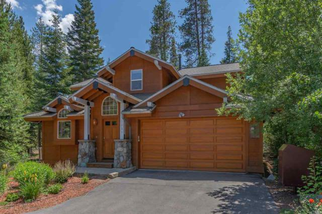 135 Indian Trail Court, Olympic Valley, CA 96146 (MLS #20211843) :: Becky Arnold Real Estate at Chase International