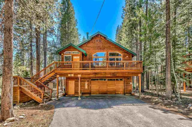 12168 Oslo Drive, Truckee, CA 96161 (MLS #20211895) :: Becky Arnold Real Estate at Chase International