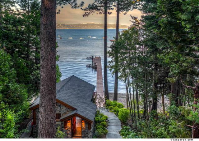 740 West Lake Boulevard, Tahoe City, CA 96145 (MLS #20212129) :: Becky Arnold Real Estate at Chase International