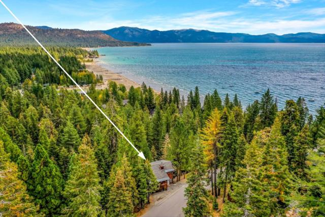 300 Rim Drive, Tahoe Vista, CA 96148 (MLS #20212504) :: Becky Arnold Real Estate at Chase International