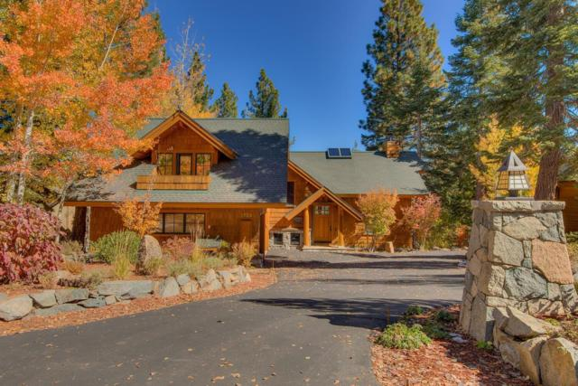 1723 Grouse Ridge Road, Truckee, CA 96161 (MLS #20212582) :: Becky Arnold Real Estate at Chase International