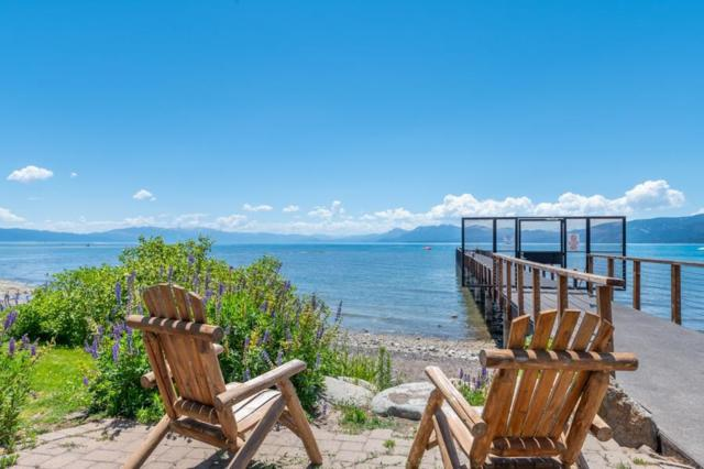 2560 Lake Forest Road #50, Tahoe City, CA 96145 (MLS #20211604) :: Becky Arnold Real Estate at Chase International