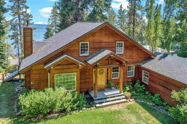 2765 Aqua Drive, Tahoe City, CA 96145 (MLS #20212018) :: Becky Arnold Real Estate at Chase International