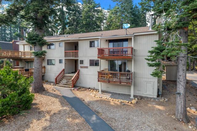 280 Tahoe Woods Blvd #1, Tahoe City, CA 96145 (MLS #20212134) :: Becky Arnold Real Estate at Chase International