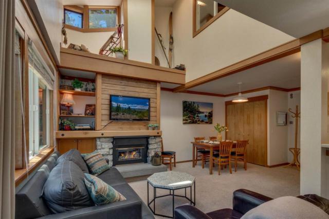 725 Granlibakken Road #71, Tahoe City, CA 96141 (MLS #20211236) :: Becky Arnold Real Estate at Chase International