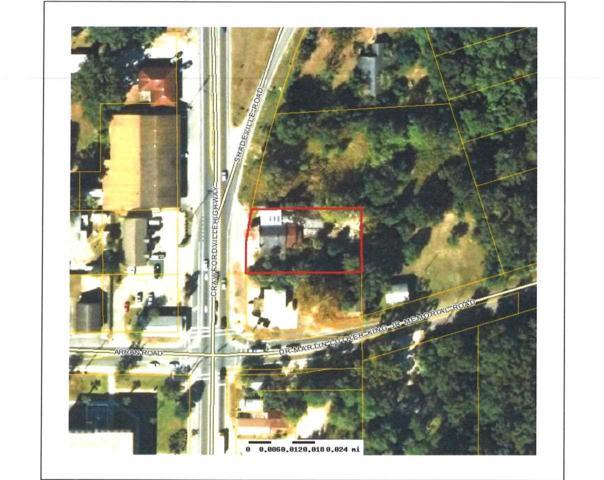 3031 Crawfordville Highway, Crawfordville, FL 32327 (MLS #234365) :: Team Goldband
