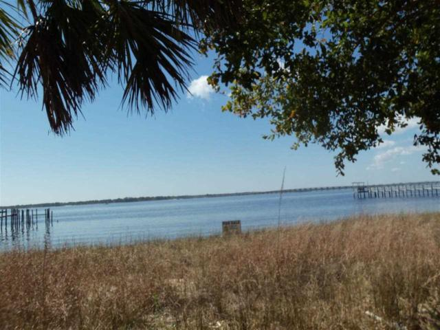 Mashes Sands Road Section-A  Lot , Panacea, FL 32346 (MLS #243289) :: Team Goldband