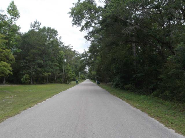 XX Mill Creek Road #0, Crawfordville, FL 32327 (MLS #282222) :: Team Goldband