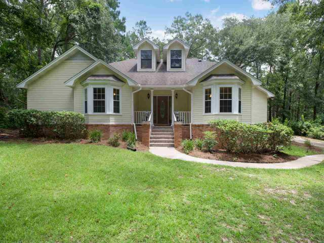 8613 Heartwood Ct, Tallahassee, FL 32312 (MLS #284456) :: Purple Door Team