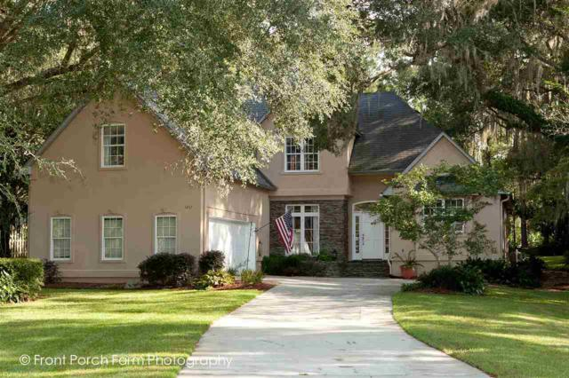 1247 E Conservancy, Tallahassee, FL 32312 (MLS #285542) :: Best Move Home Sales