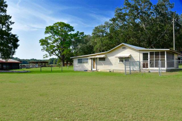 54 Flournoy, Quincy, FL 32351 (MLS #285688) :: Purple Door Team