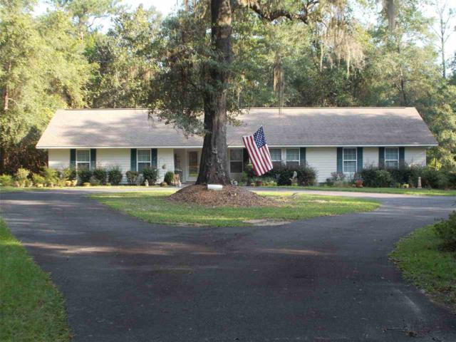 305 Hopkins Landing, Lake Talquin, FL 32351 (MLS #285723) :: Purple Door Team