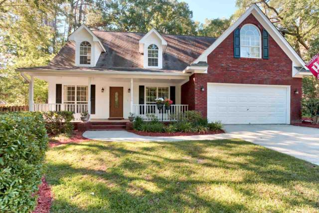2612 Sadie Ln, Tallahassee, FL 32312 (MLS #285835) :: Purple Door Team