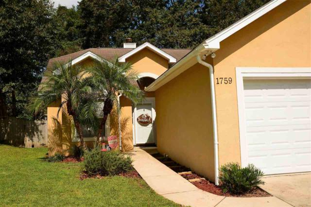 1759 Newman, Tallahassee, FL 32312 (MLS #285851) :: Best Move Home Sales