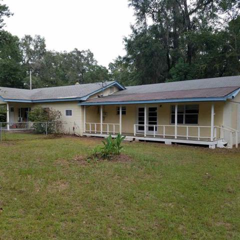 415 Gaile, Tallahassee, FL 32305 (MLS #285933) :: Purple Door Team