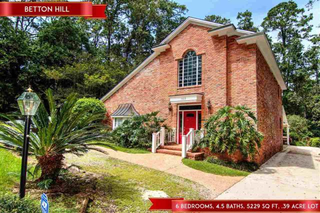 1522 Belleau Wood Dr, Tallahassee, FL 32308 (MLS #285941) :: Purple Door Team