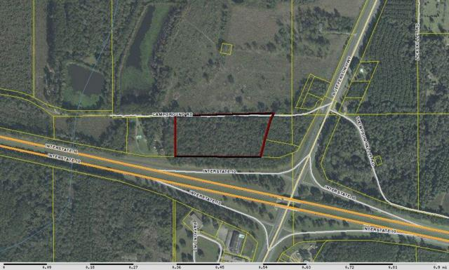 TBD Campground, Monticello, FL 32344 (MLS #285948) :: Berkshire Hathaway HomeServices Beach Properties of Florida