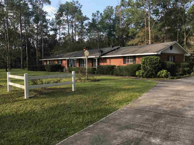 131 Springhill, Perry, FL 32347 (MLS #285967) :: Purple Door Team