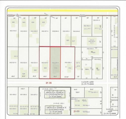812,816,820 W Georgia, Tallahassee, FL 32304 (MLS #286316) :: Best Move Home Sales