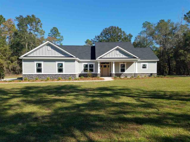 55 Sawmill, Crawfordville, FL 32327 (MLS #287598) :: Purple Door Team