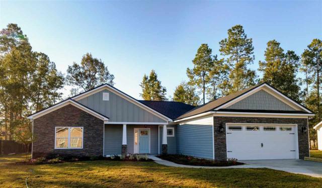 45 Pecan, Crawfordville, FL 32327 (MLS #287606) :: Purple Door Team