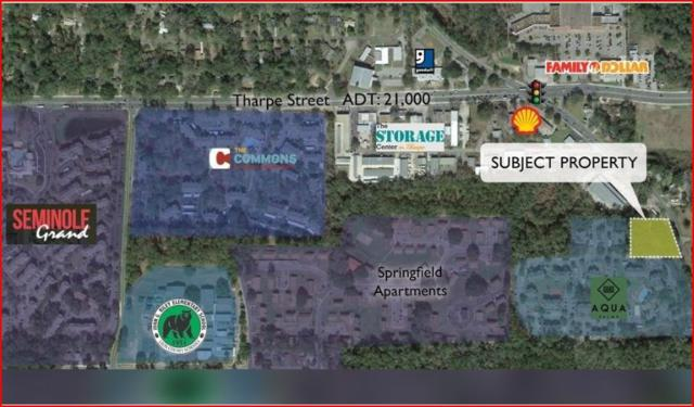 1612 Old Bainbridge, Tallahassee, FL 32303 (MLS #289142) :: Berkshire Hathaway HomeServices Beach Properties of Florida
