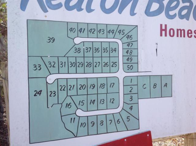 Rosemary & Leslie, Keaton Beach, FL 32348 (MLS #290224) :: Best Move Home Sales
