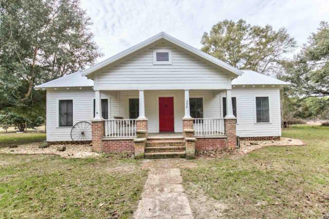 252 Wakulla Springs, Crawfordville, FL 32327 (MLS #290239) :: Best Move Home Sales