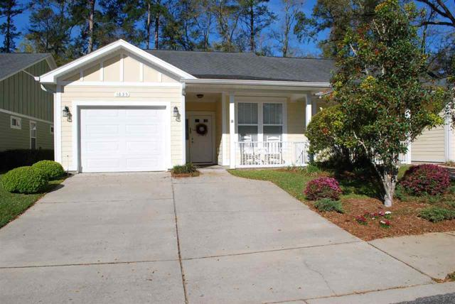 1635 Miccosukee, Tallahassee, FL 32308 (MLS #291064) :: Berkshire Hathaway HomeServices Beach Properties of Florida