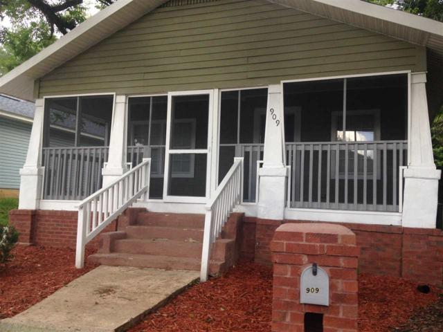 909 Central, Tallahassee, FL 32317 (MLS #291430) :: Best Move Home Sales