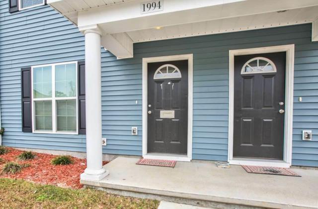 1938 Corvallis, Tallahassee, FL 32304 (MLS #291868) :: Berkshire Hathaway HomeServices Beach Properties of Florida