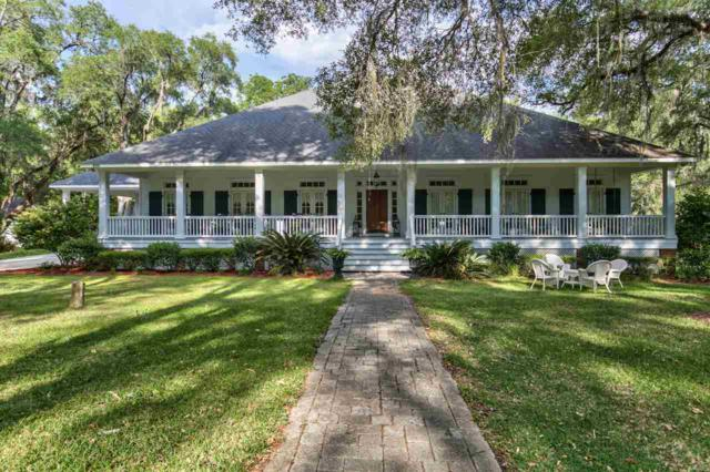 6591 Proctor Rd., Tallahassee, FL 32309 (MLS #293814) :: Berkshire Hathaway HomeServices Beach Properties of Florida