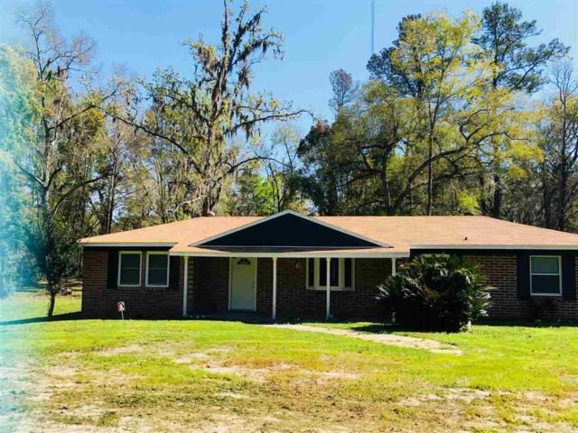 185 Waukeenah, Monticello, FL 32344 (MLS #294013) :: Berkshire Hathaway HomeServices Beach Properties of Florida