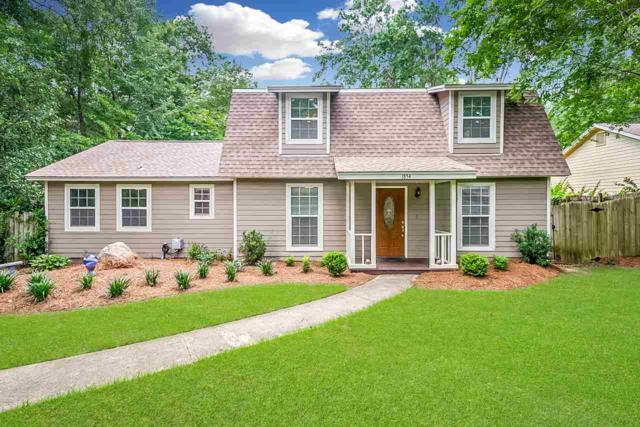 1854 Folkstone, Tallahassee, FL 32312 (MLS #295286) :: Best Move Home Sales